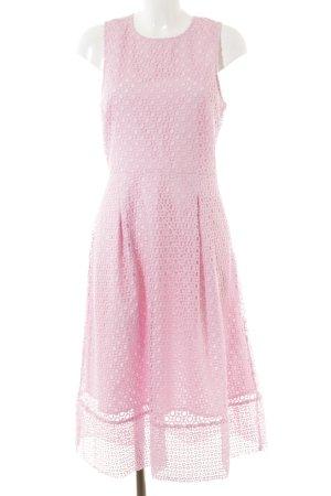 Warehouse Abendkleid rosé Casual-Look