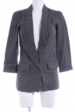 Warehouse Boyfriend-Blazer grau Boyfriend-Look