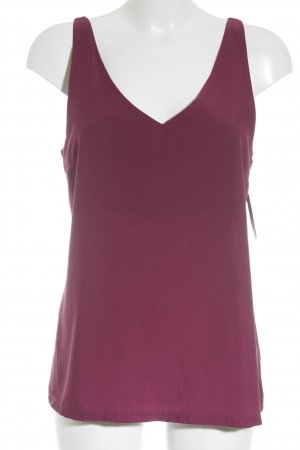 Warehouse Camisole purpur Casual-Look
