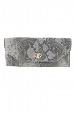 Warehouse Clutch taupe Animal-Look