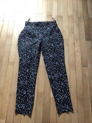 Warehouse Pantalón elástico multicolor