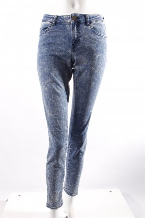 Warehouse Jeggings Acid Wash