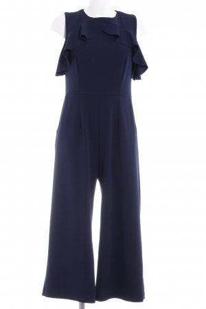 Warehouse Jumpsuit dunkelblau Elegant