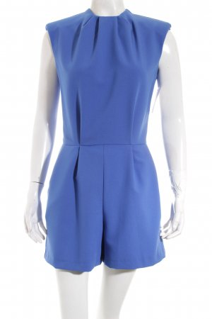 Warehouse Jumpsuit kornblumenblau Casual-Look