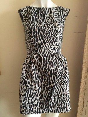Warehouse leopard dress