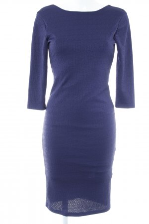 Warehouse Midi Dress dark violet casual look