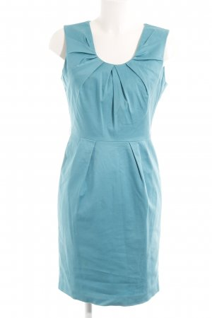 Warehouse Midi Dress turquoise elegant
