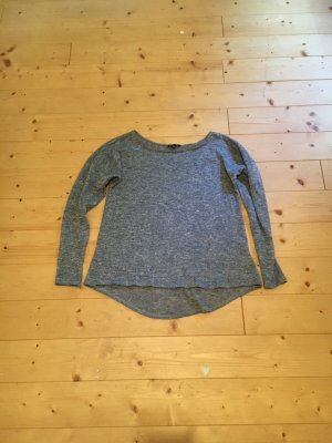 Warehouse Pulli 38 hellblau Gold meliert