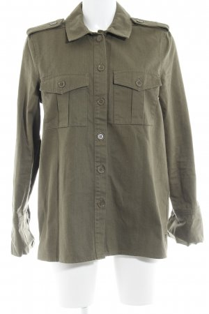 Warehouse Safarijacke khaki Casual-Look