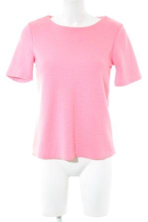 Warehouse T-Shirt pink Casual-Look