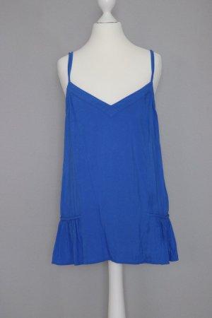 Warehouse Top Gr. 38 royal blau königsblau