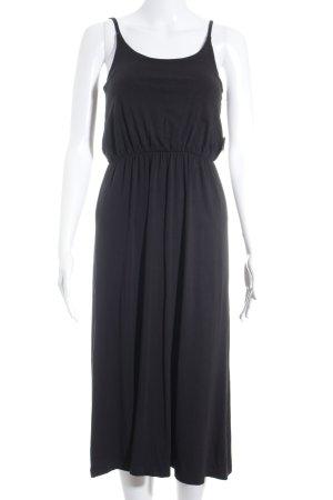 Warehouse Robe à bretelles noir style décontracté