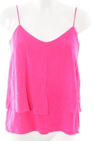 Warehouse Trägertop pink Casual-Look