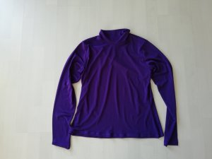 Warehouse Turtleneck Rolli Shirt Longsleeve Lila