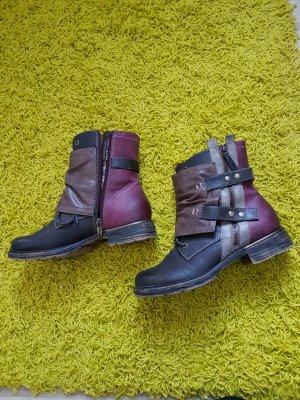 Tamaris Boots brown