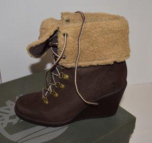 Warme Damen Schuhe Timberland Damenstifelette