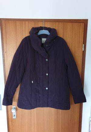 Canda Winter Jacket dark violet