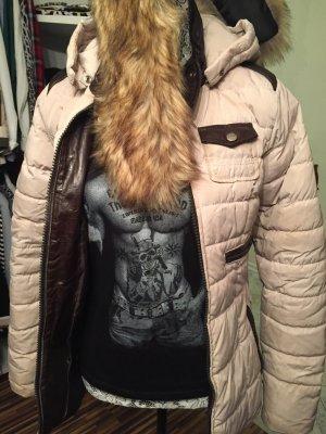 Warme Daunen  Winter Jacke