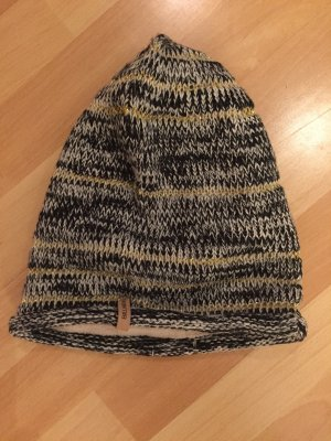 Billabong Beanie dark yellow-black
