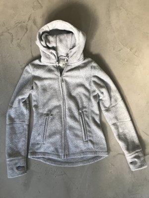 Warme Fleece Jacke // H&M Sport
