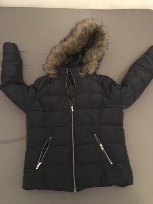 Warme Jacke