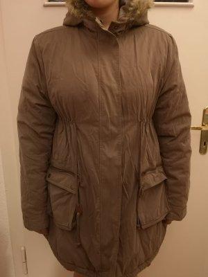 Warme Jacke für Mamis und Babys