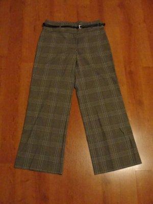 Warme Karo-Hose von H & M in GR 40, nur 1 x getragen