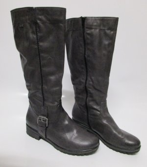 C&A Riding Boots multicolored imitation leather