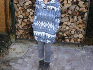Warme Oversize-Kapuzenjacke von Roxy