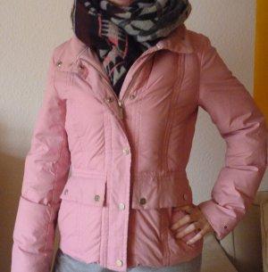 Warme, rosa Daunenjacke, Tommy Hilfiger, Gr.38, NP 230€