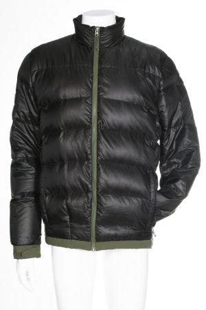 warme sehr leichte Daunenjacke von RARE XL schwarz Steppjacke