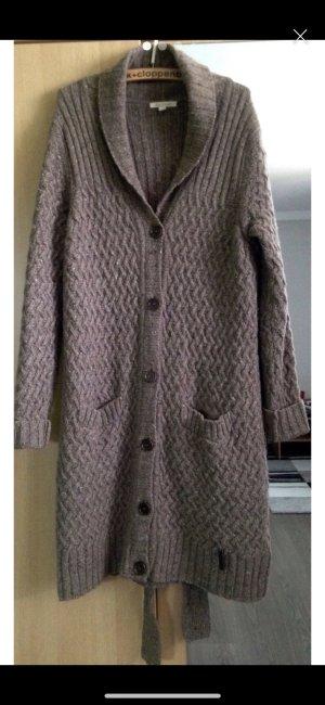 Barbour Giacca di lana marrone chiaro