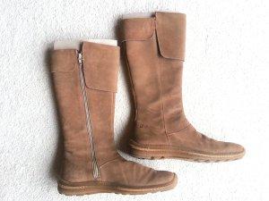 Warme Stiefel von Jette Joop aus Wildleder, gefüttert