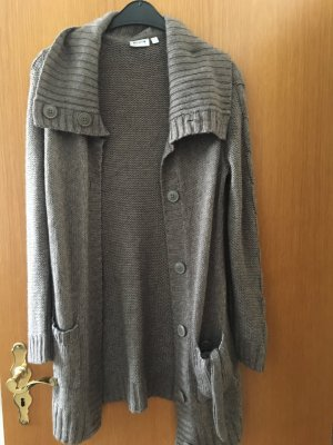 Warme Strickjacke 50% Wolle