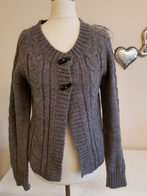 Warme Strickjacke von L.O.G.G