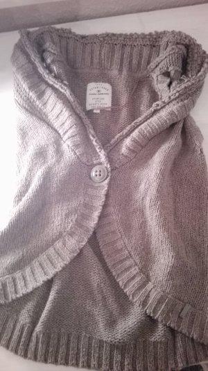 warme Strickweste, perfekt zum Longshirt