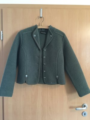 Traditional Jacket multicolored wool
