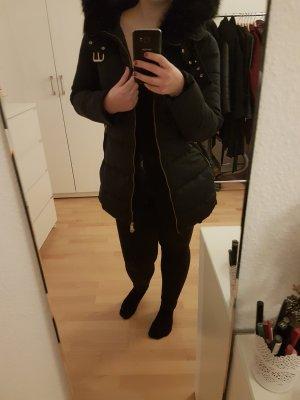 Warme Winterjacke von Zara