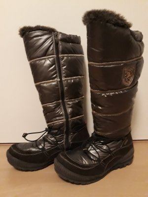Warme Winterstiefel
