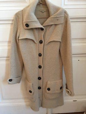 Burberry Abrigo de lana multicolor