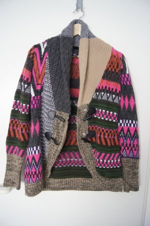 Best Connections Wool Jacket multicolored cotton