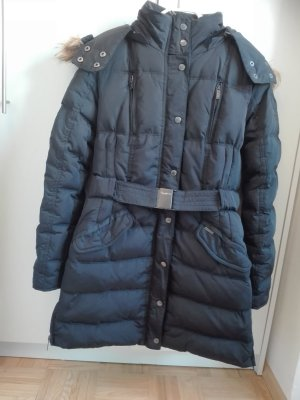 Pepe Jeans Down Coat dark blue