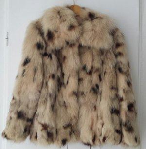 Pelt Jacket brown-beige