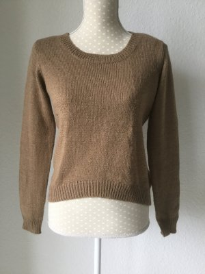 Warmer kurzer Pullover