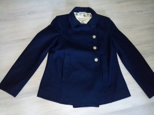 Bamboo Winter Jacket dark blue