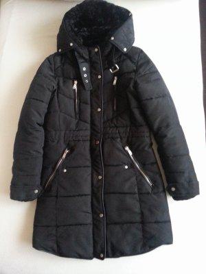 Warmer Mantel von Bershka