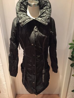 Coast Quilted Coat black