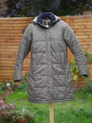 Warmer Mantel von Jack Wolfskin in XL