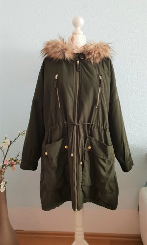 Urban Outfitters Parka multicolore