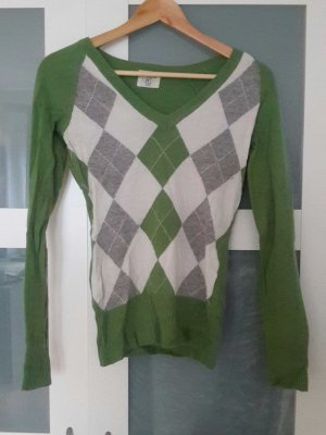 H&M L.O.G.G. Sweater bos Groen